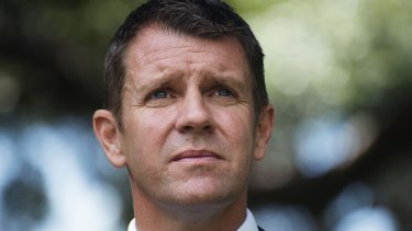 Electricity privatisation a tought sell: Premier Mike Baird.