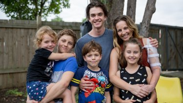 Four members of the Caulfield family will receive Australian Bravery Awards in 2017.