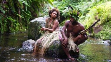 Star-crossed lovers: Marie Wawa and Mungau Dain in <i>Tanna</i>.