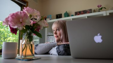 Writing cure: Natasha Agafonoff blogged about her life, marriage and anorexia and found that it worked as therapy for her and others.