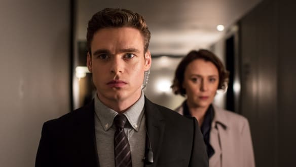 After breaking records in Britain, BBC's Bodyguard has hearts racing in Australia