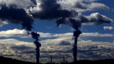 Government greenhouse accounts released in December showed national emissions were rising.