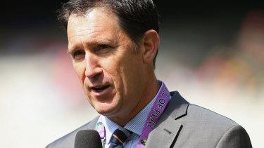 Strong stance: Cricket Australia boss James Sutherland.