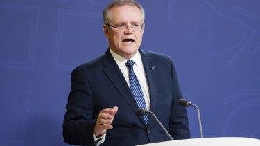 """""""The census can proceed as it always has"""": Treasurer Scott Morrison."""