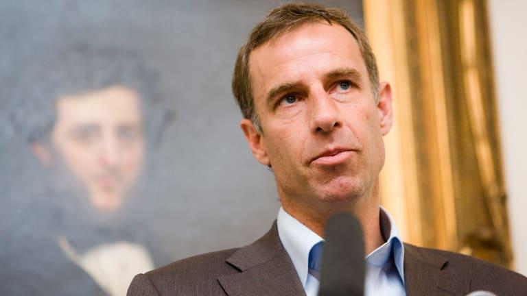 Senator Nick McKim