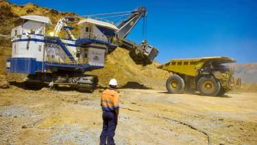 Most mining services indicate further falls, threatening Australia's terms of trade, which are already at GFC lows.