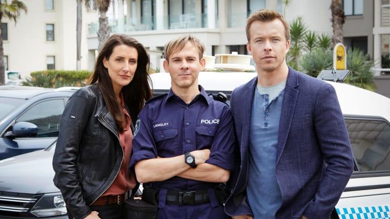 Bite Club Should Be Quality Australian Drama But Instead Its Mere Bait - Bait car tv show