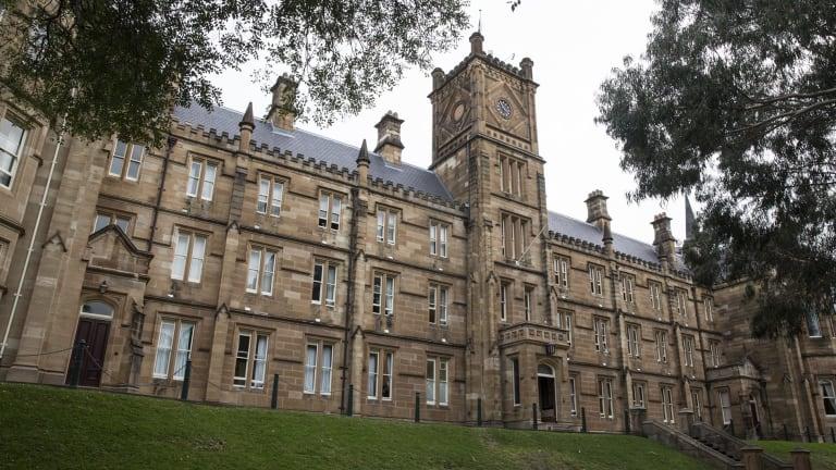 St Andrew's College.