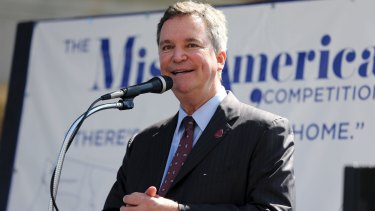 Sam Haskell has resigned as CEO of the Miss America Organisation.