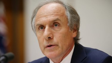 Australia's Chief Scientist Alan Finkel.