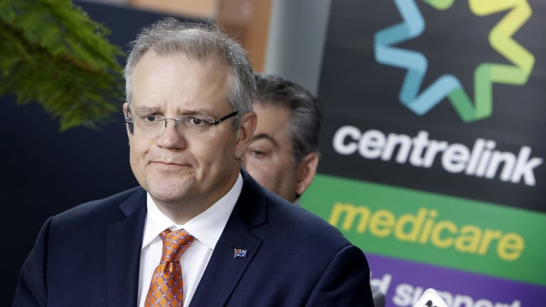 Social Services Minister Scott Morrison says many small business people own investment properties.