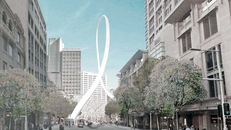 The bunfight over <i>Cloud Arch</i> says more about the asinine nature of our public art conversation than the sculpture itself.