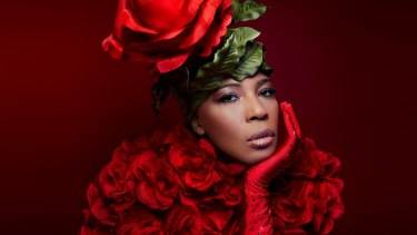 Macy Gray: tirelessly pushing the boundaries of her own sound.