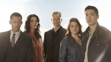 Gary Sinise hopes to move beyond cliche in spin-off Criminal
