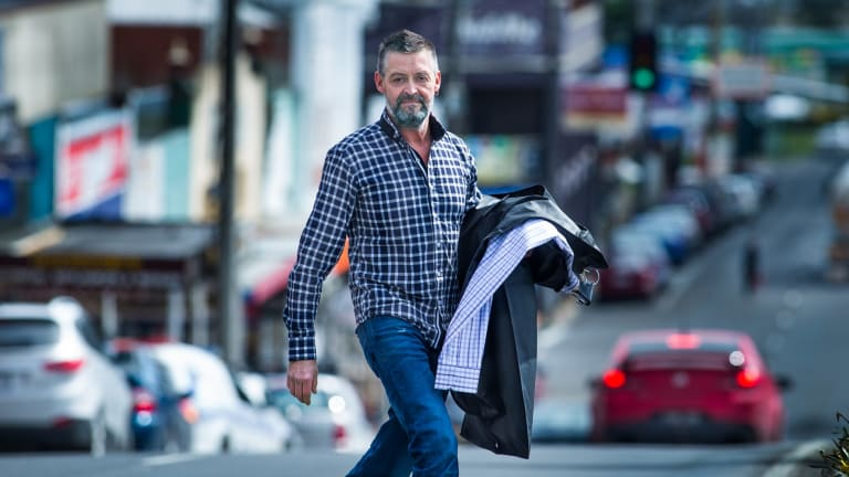 Rob Buchan, proprietor of Modern Male Menswear in Korumburra, says he would be willing to serve on a budget jury.