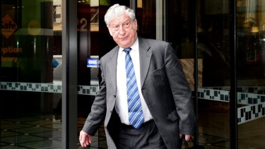 Prominent criminal barrister Alex Lewenberg allegedly told a victim of a sex offender he should not have co-operated with police.