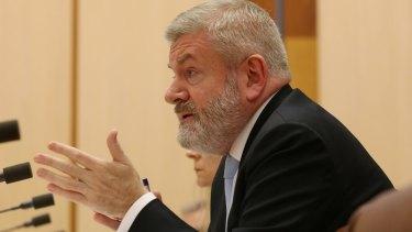 Communications Minister Senator Mitch Fifield.