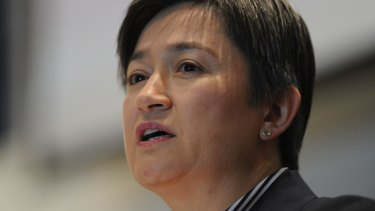 Labor Senate leader Penny Wong has flagged the opposition's intent over a Senate motion on a banking royal commission that enjoys enough support to ensure its success.