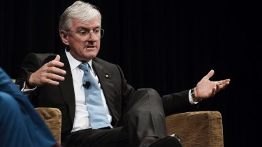 Uncertain future: FFA chairman Steven Lowy.