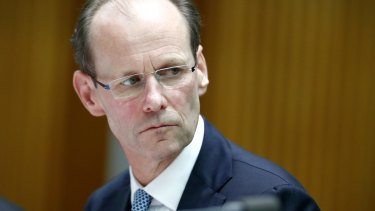 ANZ CEO Shayne Elliott said all banks were tarnished by the claims.