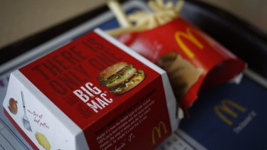 McDonald's generates much of its revenue from royalty payments from franchisees rather than through direct operation of stores.