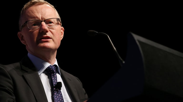 Philip Lowe has so far kept rates unchanged during his time as governor of the Reserve Bank.