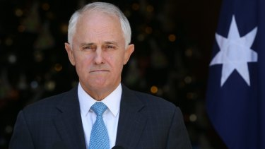 Prime Minister Malcolm Turnbull's leadership stands on a reactionary plinth of hostiles who will ensure that he does it their way, or not at all.