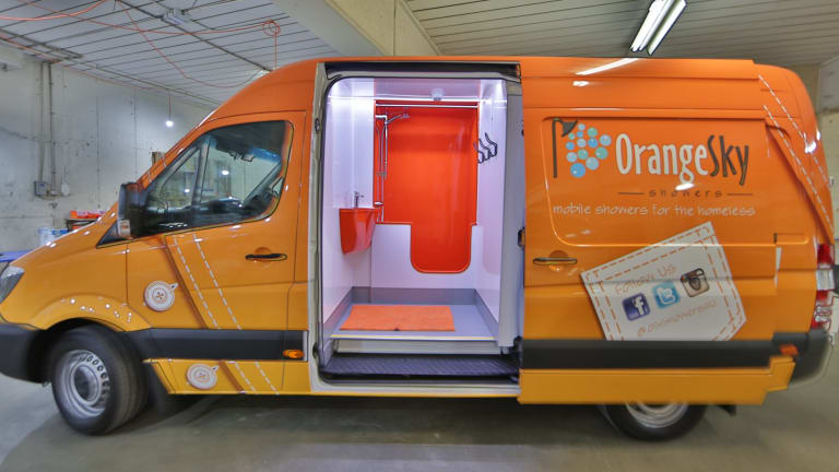 The van will be trialled across Brisbane in the coming months.