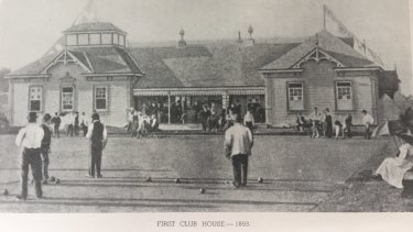 Founded in 1893, Waverley Bowling Club and its clubhouse (pictured) was originally located in Bondi Junction. It relocated to its present site in Birrell Street, Waverley in 1967.