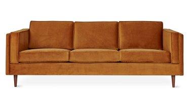 Gus Adelaide sofa, $3420.