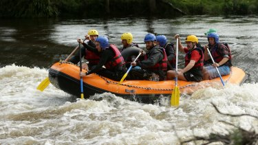 Water sport enthusiasts may not be able to access the Barrington River.