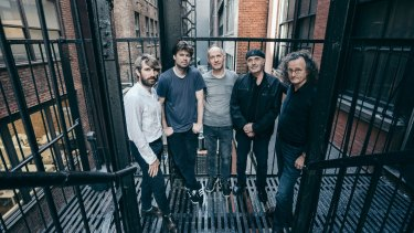 The Gloaming: digging down to the wellspring of Irish music.