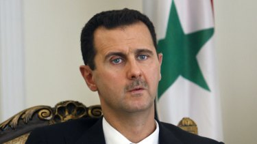 Syrian President Bashar al-Assad must be part of the solution to defeating Islamic State.