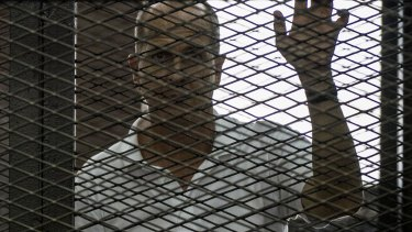 Egyptian officials say Australian Al-Jazeera journalist Peter Greste will be deported to Australia today.