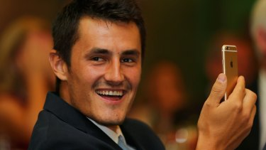 Bernard Tomic: 'Making all that at a young age has obviously turned my head around a bit.'