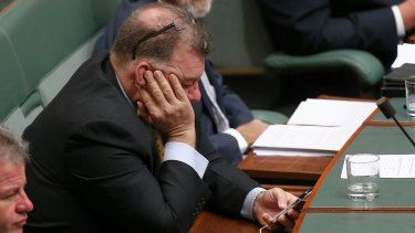 Liberal MP Craig Kelly says he is more than happy to stand on his record as a local member.