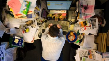 A US study suggested a chaotic environment could trigger non-conformist thinking.