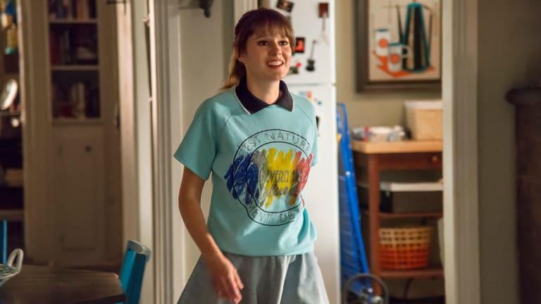 Claudia O'Doherty in <i>Love</i> season 2.