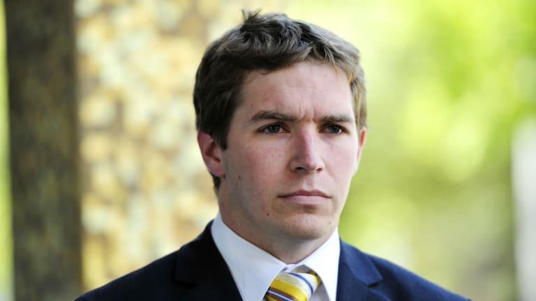 New plan: Liberal transport spokesman Alistair Coe.