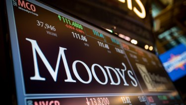 "Credit ratings agency Moody's has cited growth in ""shadow banking"" as a key risk for China's outlook."