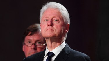 Former US president Bill Clinton has taken to Twitter to urge the Reuters journalists be freed.