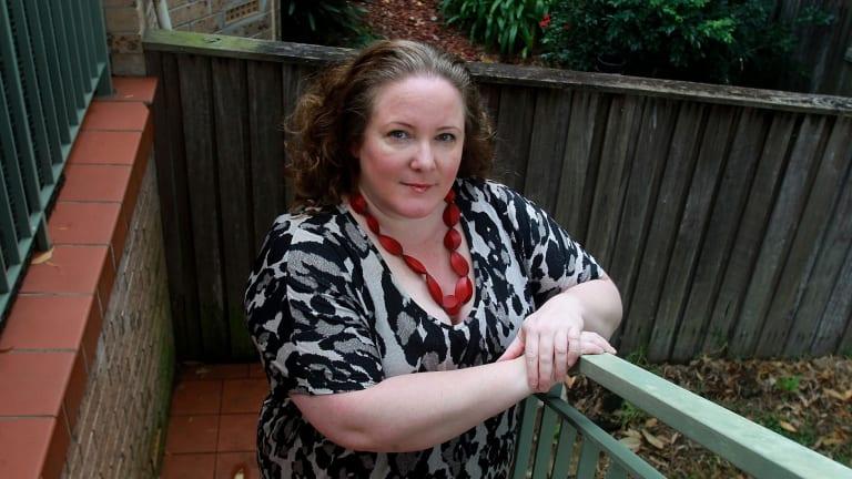 Natasha David took control of the family finances because of her late husband's mental illness.
