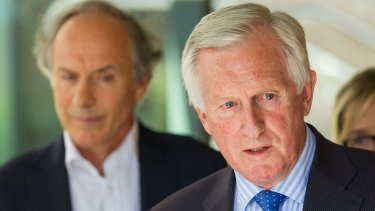 Former Liberal leader Dr John Hewson has called for wholesale reform.