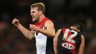 Jack Watts played in the VFL on the weekend.