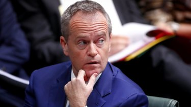 Bill Shorten said if he was going to be elected prime minister he accepted he would need to prove he was not a British citizen.