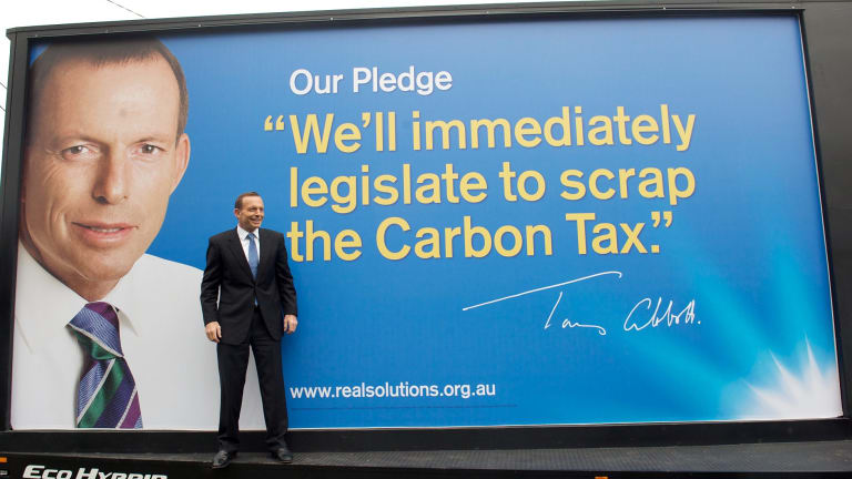 Carbon tax zombies? Direct Action, emissions trading and the carbon tax explained