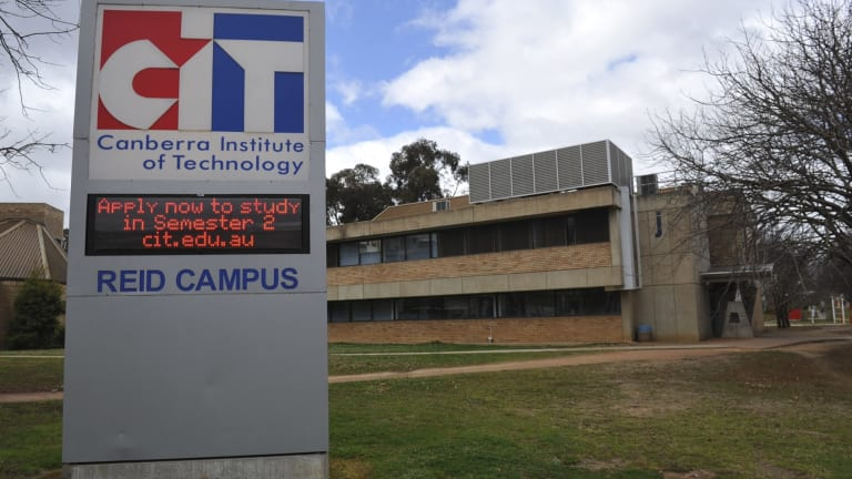 UNSW is considering a move into the city next to CIT Reid.
