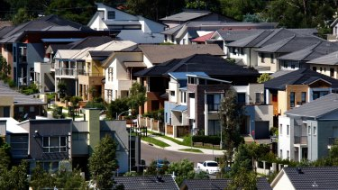 The Treasurer is pleased the housing markets in Sydney and Melbourne are starting to cool.