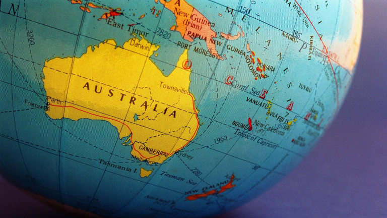 In the Asia-Pacific region, Australia was outgunned by Hong Kong, Singapore, Taiwan and even New Zealand in the competitive stakes.