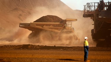 The end: But some say the benefits of the mining boom to the average Australian have been greatly exaggerated.